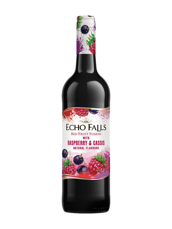 Echo Falls - Raspberry & Cassis  75cl