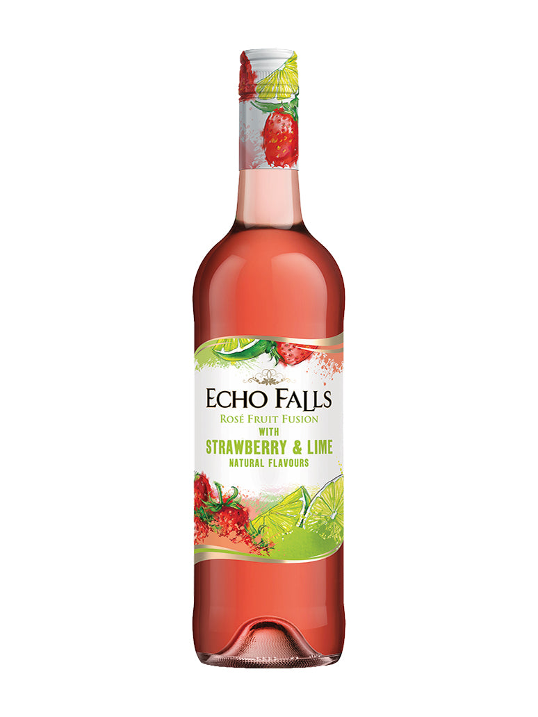 Echo Falls - Strawberry & Lime 75cl