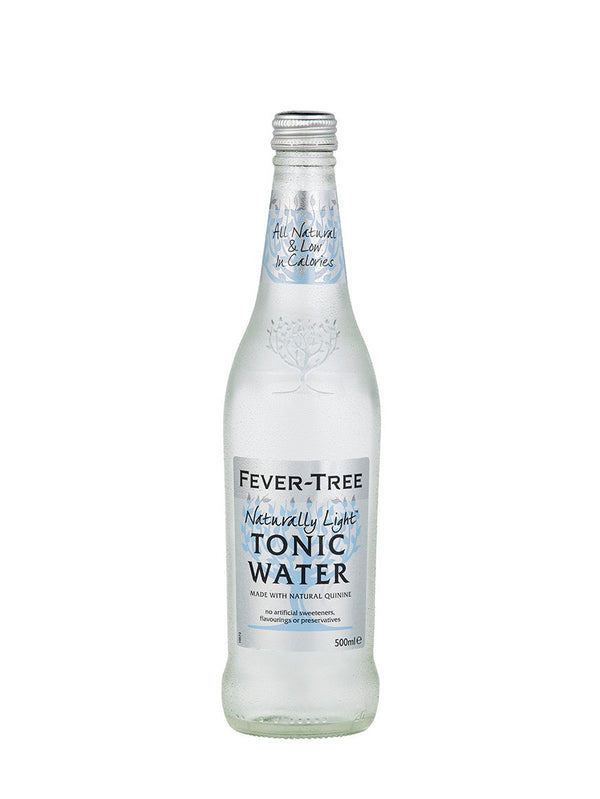 Fever Tree  - Refreshingly Light Tonic Water 500ml