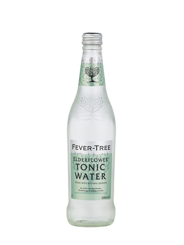 Fever Tree  - Eldeflower Tonic Water 500ml