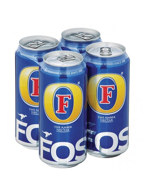 Fosters - Lager 4 x 440ml