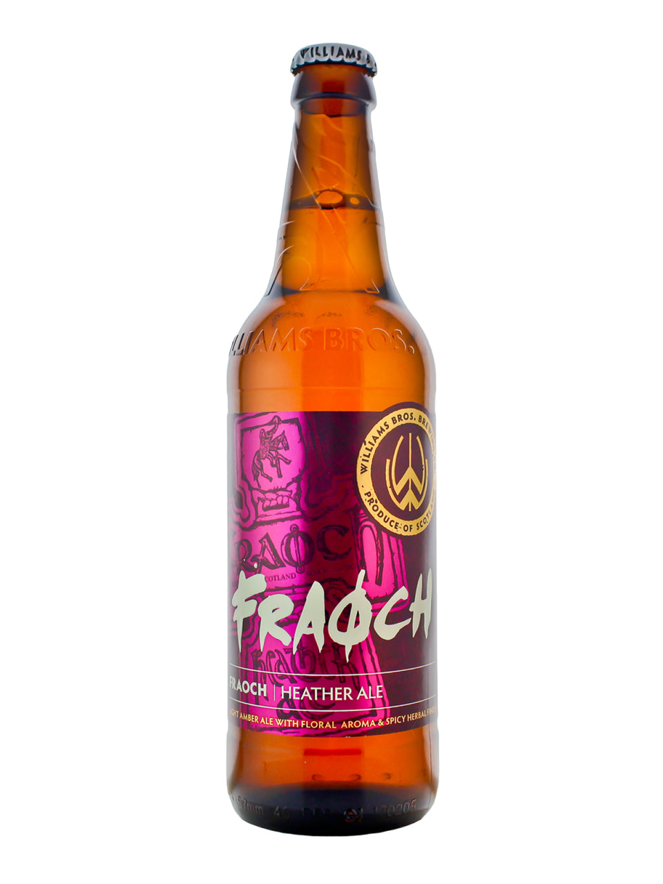 William Bros - Fraoch 500ml