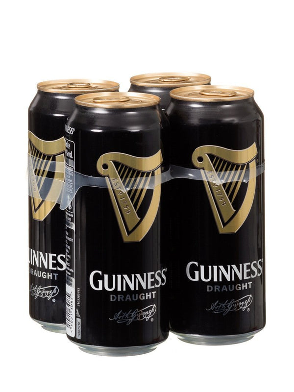 Guinness - Beer 4 x 440ml