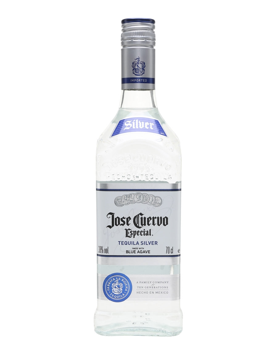 Jose Cuervo - Silver Tequila 70cl