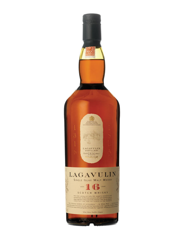 Lagavulin - 16 Years Old Whisky 70cl