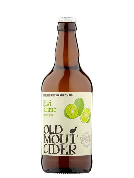 Old Mout - Kiwi and Lime Cider 500ml