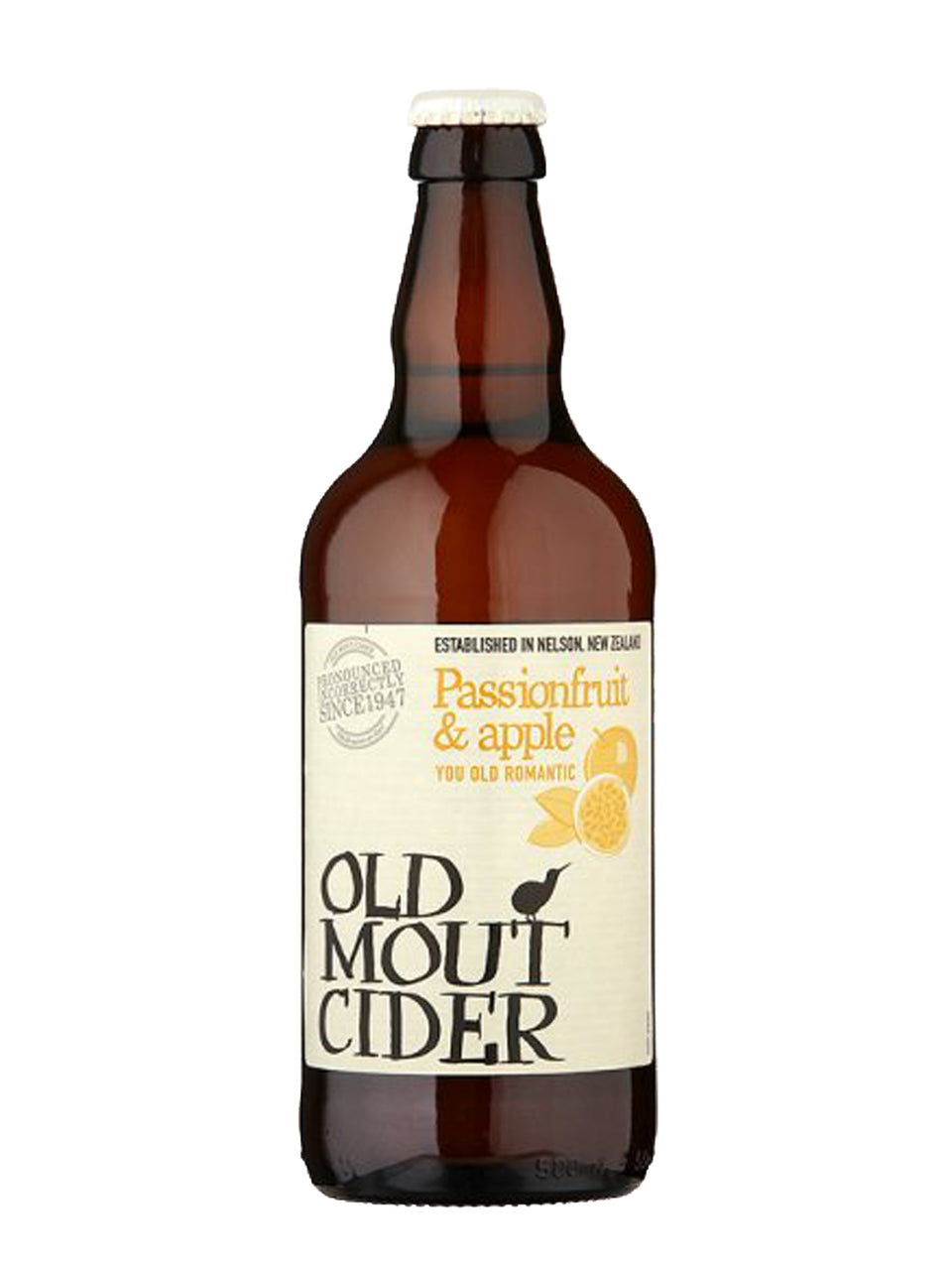 Old Mout - Passionfruit and Apples  Cider 500ml