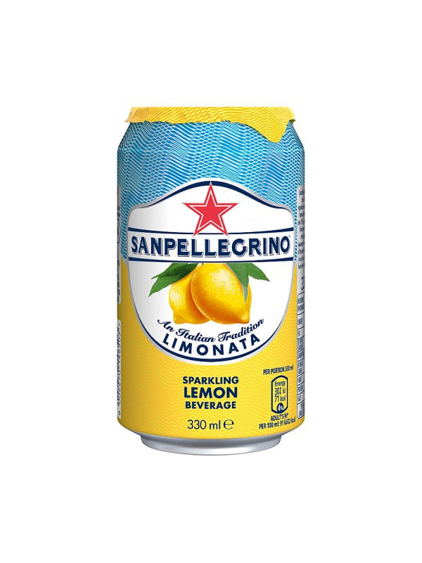 San Pellegrino - Lemon 1 x 330ml