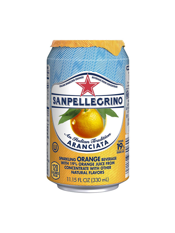 San Pellegrino - Orange 1 x 330ml