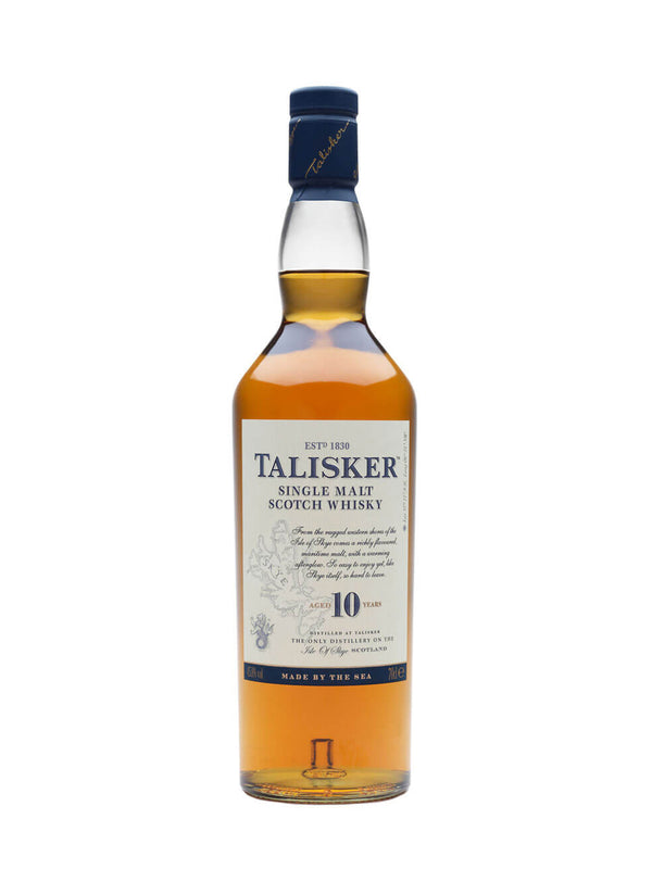 Talisker - 10 Year Old Whisky 70cl