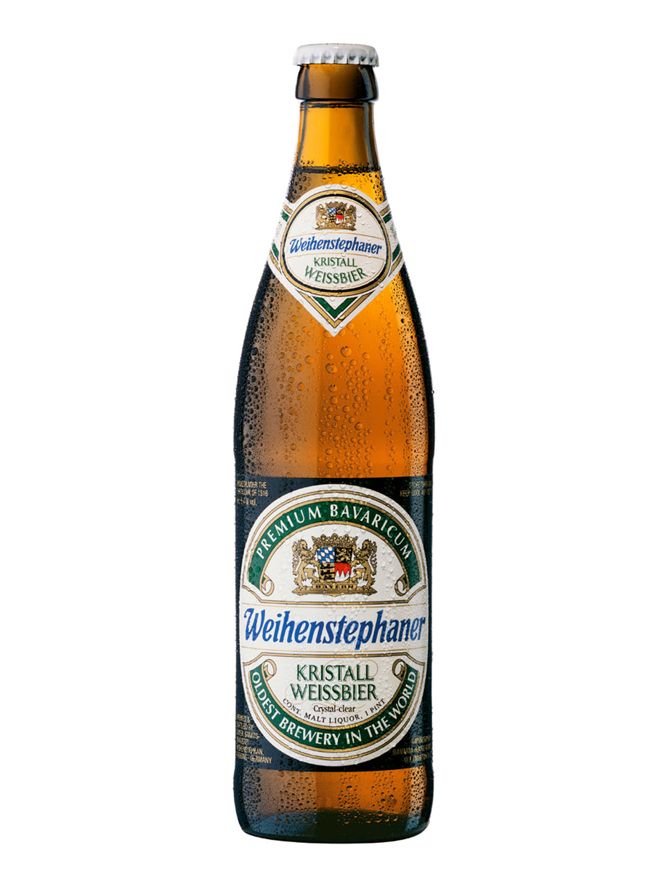 Weihenstephaner - Kristal Wheat Beer 330ml