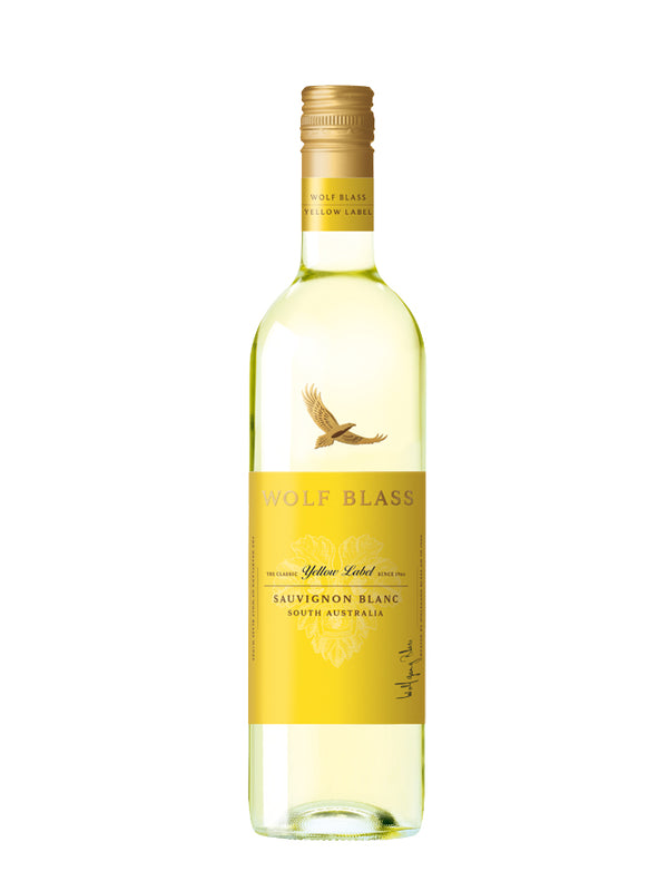 Wolf Blass - Yellow Label Sauvignon Blanc 75cl