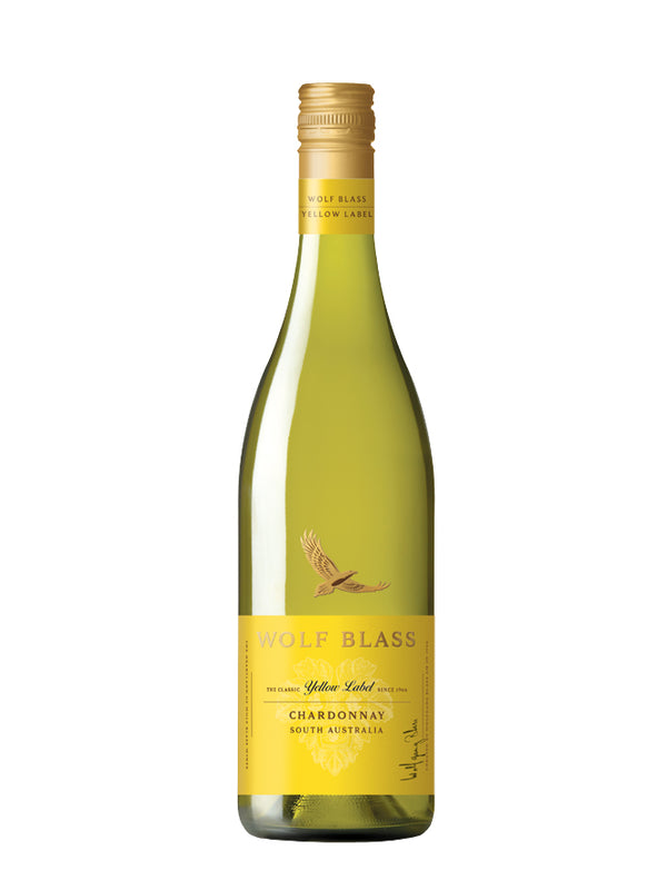 Wolf Blass - Yellow Label Chardonnay 75cl