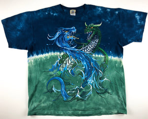 Dragon Tye Dye T-shirt