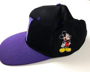 Vintage Mickey Mouse Snap Back