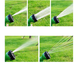 Flexible Water Hose with Spray