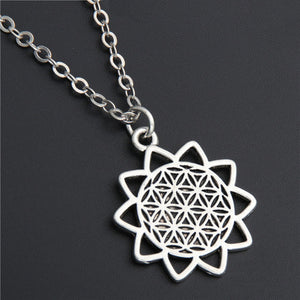 Flower of Life Necklaces