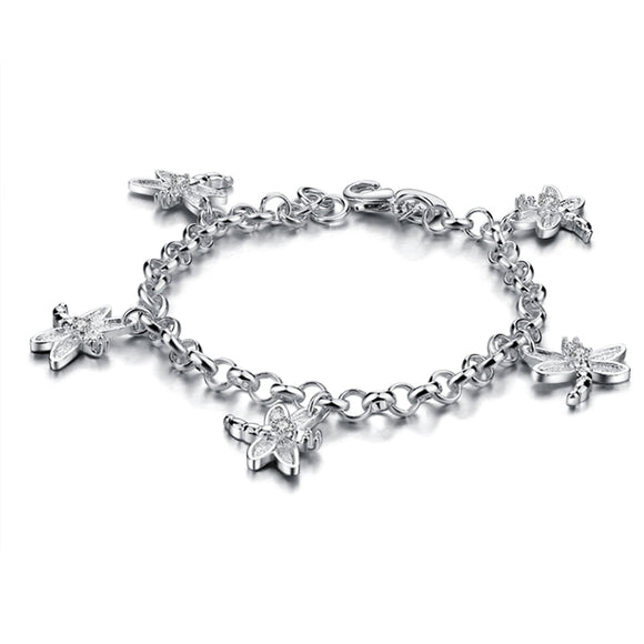Lovely Dragonfly Bracelet