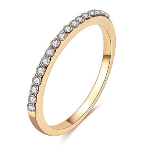 Diamond Studded Ring