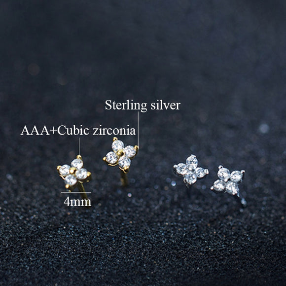 Cute Delicate Flower Earring