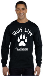 Wolf Life Unisex Long Sleeve Shirts