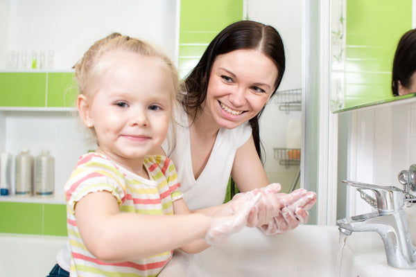 Why Proper Hand Washing Matters & How to Practice It