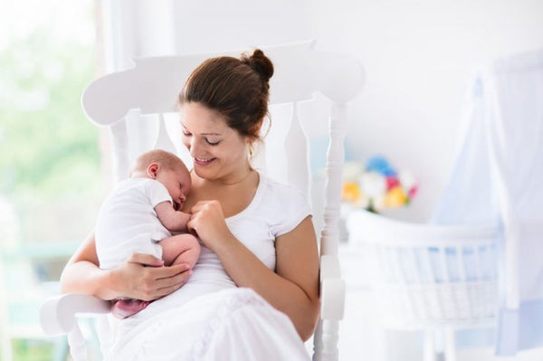 Benefits of Breastfeeding for Mom and Baby