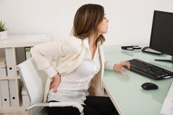 Sitting Too Much is Dangerous: 5 Ways to Move Your Body More