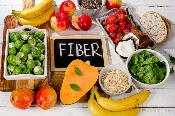 33 High Fiber Foods You Need in Your Diet