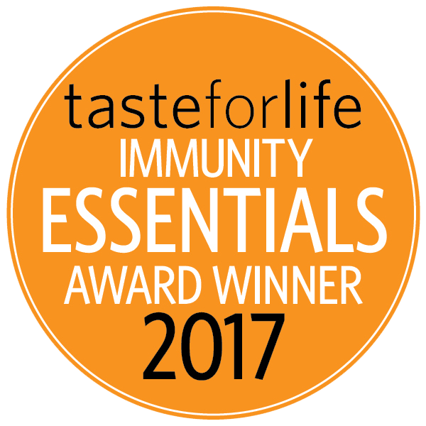 Immunity Essential Award Taste For Life