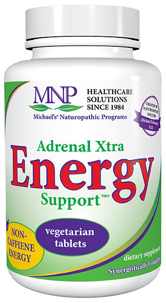 Extra energy support vegetarian tablets - Michael's Health