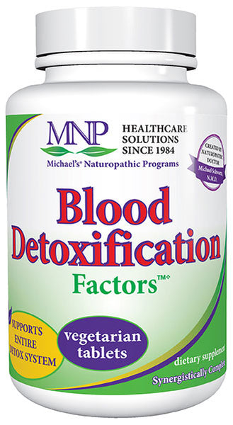 Blood Detoxification Factors™