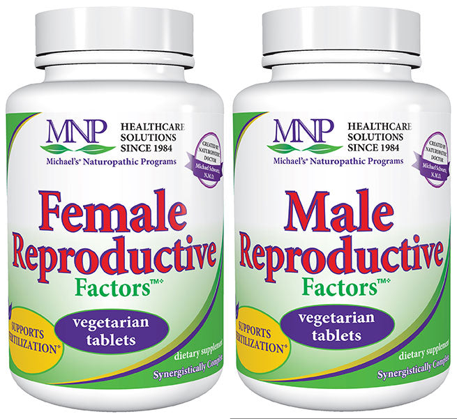 Male & Female Reproductive Factors™ Couples' Pack