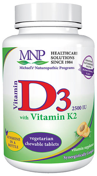 Vitamin D3 (2500 IU) with Vitamin K2