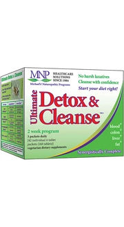Ultimate detox and cleanse tablets - MNP