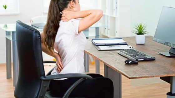 How to improve posture (Workstation)