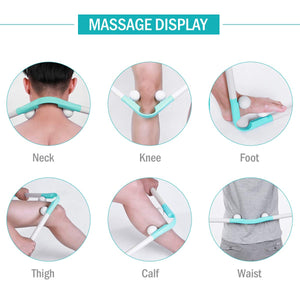 Massage Roller - Headache and Neck Pain Relief