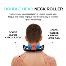 Load image into Gallery viewer, Massage Roller - Headache and Neck Pain Relief