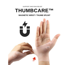 Load image into Gallery viewer, THUMBCARE™  Magnetic Wrist & Thumb Splint