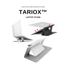 Load image into Gallery viewer, Tariox™ Discreet & Adjustable Laptop Stand