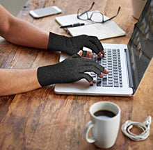 Load image into Gallery viewer, Anti Slip Arthritis Gloves