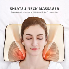 Load image into Gallery viewer, Shiatsu Deep Tissue Infrared Massager