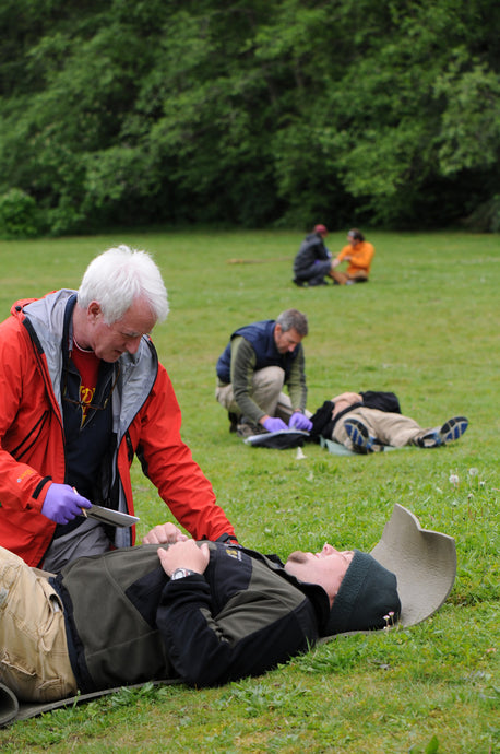 Wilderness First Responder Training and Disaster Medicine Preparedness