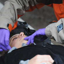 Load image into Gallery viewer, Remote Medical Training Wilderness First Aid (WFA) courses teach rescuers how to manage an unconscious patient's airway.