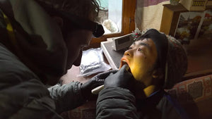 Dental emergencies are common in remote and wilderness medicine. Our curriculum prepares students to handle these types of emergencies in the field with confidence.