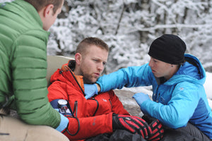 Similar to a Wilderness EMT course, our Remote EMT students learn thorough patient assessment skills