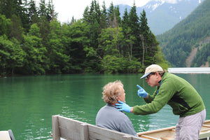 Learn how to conduct a thorough patient assessment in our Wilderness First Aid Course (WFA)