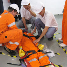 Load image into Gallery viewer, The REMT course prepares our students for a broad spectrum of International EMT jobs along with the challenges associated with these positions