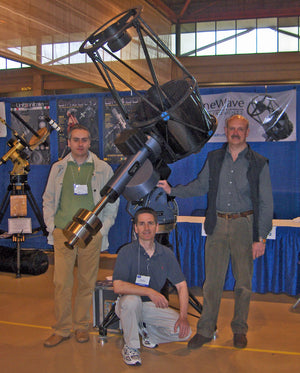 AstroMounts with 10Micron and Baader Planetarium