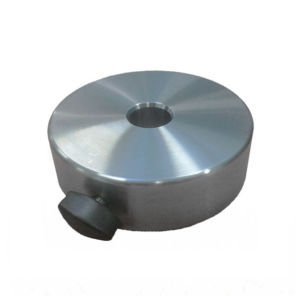 3kg Counterweight for GM1000 and Leonardo, stainless steel